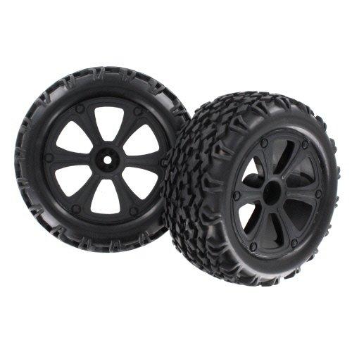 Redcat Racing BS214-009 Blackout Tire Unit
