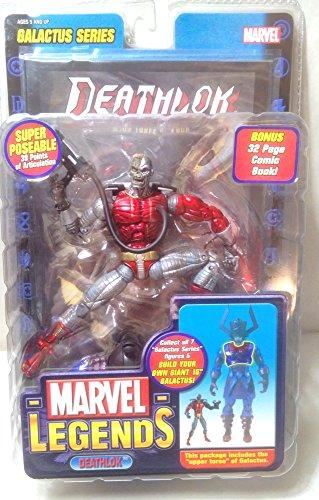 Marvel Legends Series 9 Action Figure Deathlok