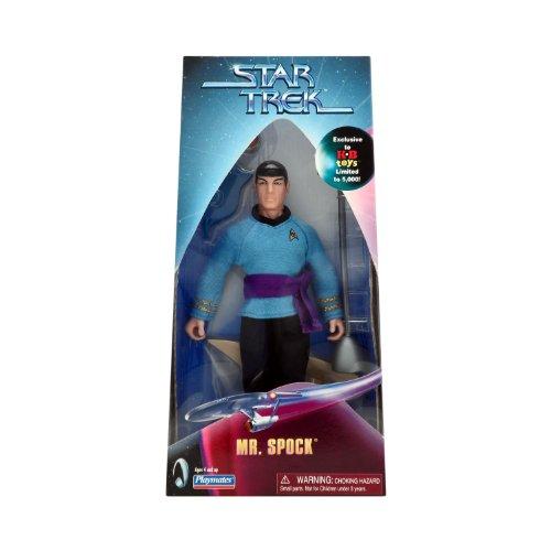 Star Trek Mr Spock Amok Time 9 Action Figure