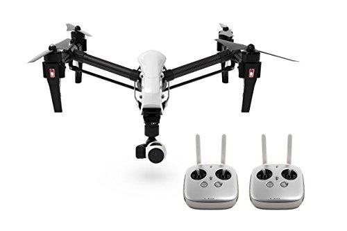 DJI Inspire 1 Transforming Dual Control Quadcopter With 4K Camera RTF