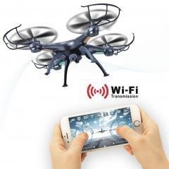 X5SW-1 WIFI HD Camera RC Quadcopter Kit