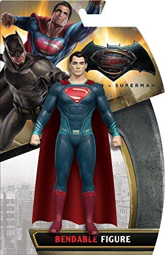 DC Comics Batman v Superman Superman Bendable Action Figure