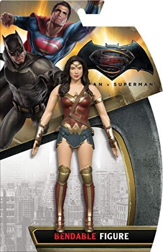 NJ Croce Wonder Woman Bendable Action Figure