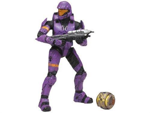 BBTS Exclusive - Halo 3 Violet ODST Spartan Soldier McFarlane