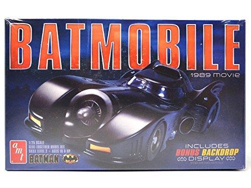 AMT 1 25SCALE BATMAN BATMOBILE MODEL KIT AMT 125 scale Batman Batmobile plastic model parallel import goods