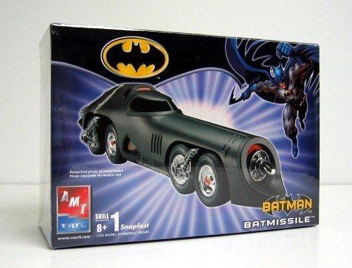 AMT Batman Batmissle Batmobile Model Kit by Unknown