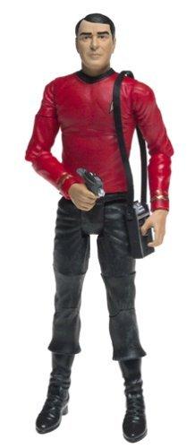 6 12 Original Series Wave 2 Star Trek Lt Commander Montgomery Scott with Starfleet Gear Action Figure by Art Asylum