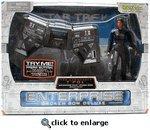 Star Trek Enterprise Broken Bow Commander T Pol Deluxe Action Figure by Art Asylum