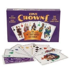Five Crowns Card Game by SET Enterprises