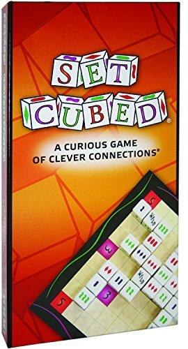 Set Enterprises Cubed Board Game by SET Enterprises