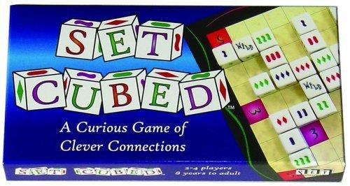 Set Enterprises Set Cubed by The Green Board Game Co