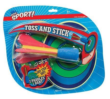 Toysmith Toss and Stick Toy by Toysmith