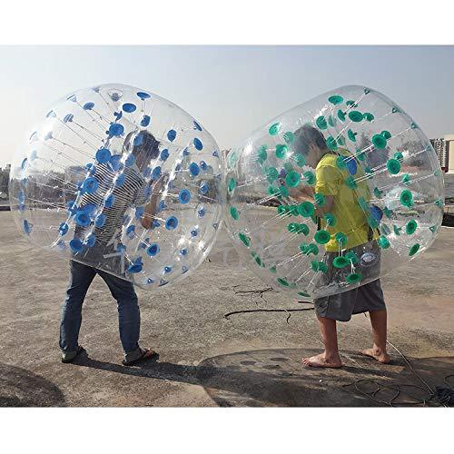 FidgetGear New 18M Inflatable Soccer Bumper Bubble Balls Human Zorb Ball Fasting Shipping Show One Size