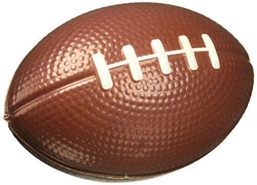 US Toy Dozen Foam Mini Football Stress Balls 24 Pack