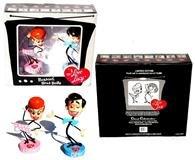 I Love Lucy Desi Stick Figure Bobblehead Doll Set
