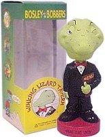 Winking Lizard Resturant Bobblehead Doll