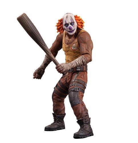 DC Collectibles Batman Arkham City Series 3 Clown Thug with Bat Action Figure