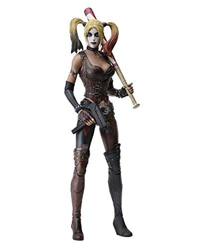 NECA Arkham City Harley Quinn Action Figure 14 Scale