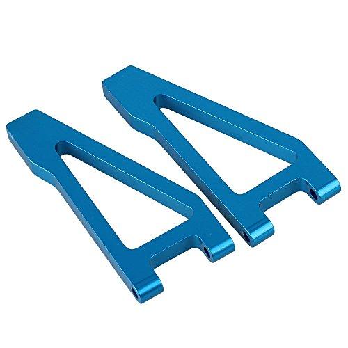 Yiguo 2pcs Aluminium 513006 Front Upper Suspension Arm for FS RC 110 Car Blue