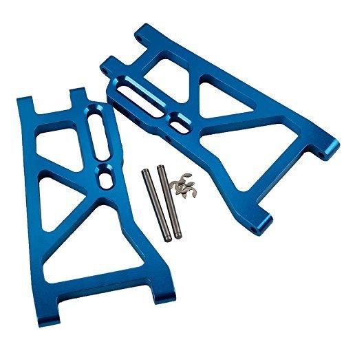 Yiguo 2pcs Aluminium 513008 Rear Lower Suspension Arm for FS RC 110 Truck Model Car Upgrade Blue