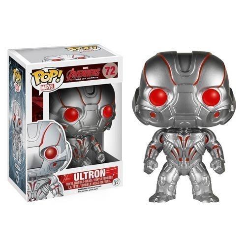 Avengers Age of Ultron Ultron Pop Vinyl Bobble Head Figure
