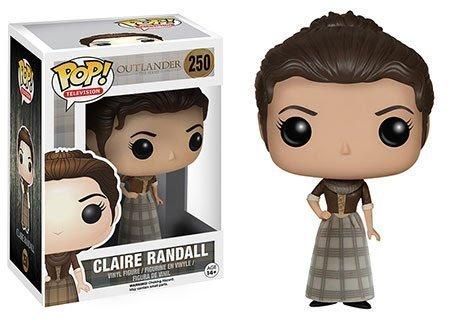 Claire Randall Funko Pop Vinyl Bobble Head Figure 250 by Outlander