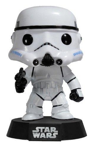 Funko Stormtrooper Star Wars Pop Vinyl Bobble Head by Funko