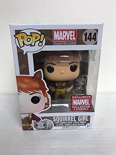 SQUIRREL GIRL 144 MARVEL Collector Corps Funko Pop Vinyl Bobblehead