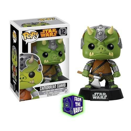 Star Wars Gamorrean Guard Pop Vinyl Bobble Head