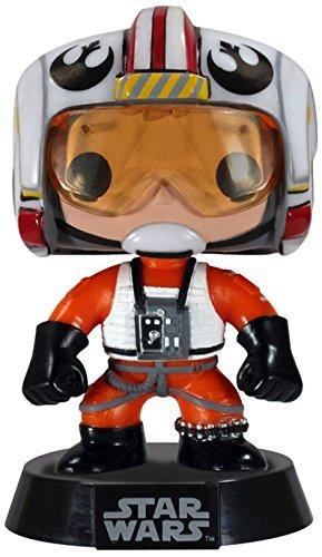 Star Wars POP Vinyl Bobble-Head Luke Skywalker X-Wing Pilot 9 cm