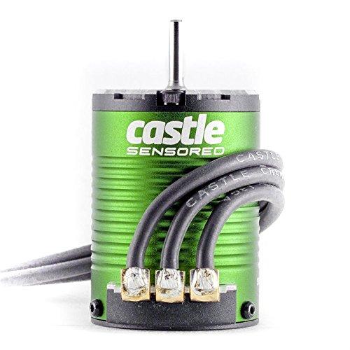 Castle Creations 1406-7700KV Motor 4-Pole Censored Brushless Vehicle