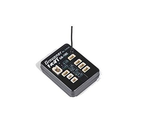 Graupner S1029 GR-10C 24GHz Telemetry Receiver Multirotor Flight Controller