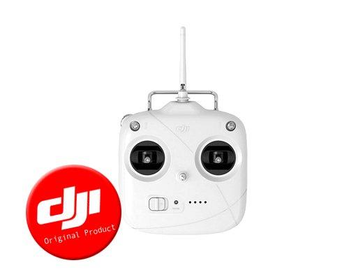 DJI Original Phantom 2 Vision Quadcopter Upgrade New 58GHz Remote Control Transmitter V30 with Gimbal Control Dial Battery Level LED Indicators  Support DJI Lightbridge