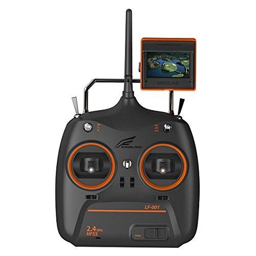 Wingsland Scalet Minivet Remote Control Transmitter
