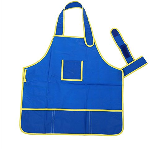 Topseller Children Kids Art Smock Waterproof Art Craft Apron Smock for DIY Painting Drawing