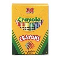 BIN520024 - Crayola Classic Color Pack Crayons