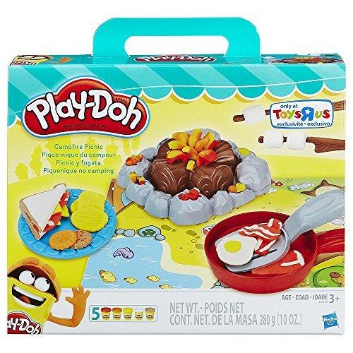 Play-Doh Campfire Picnic Playset