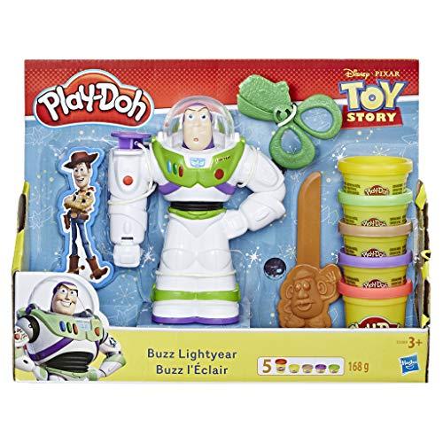 Play-Doh DisneyPixar Toy Story Buzz Lightyear Set