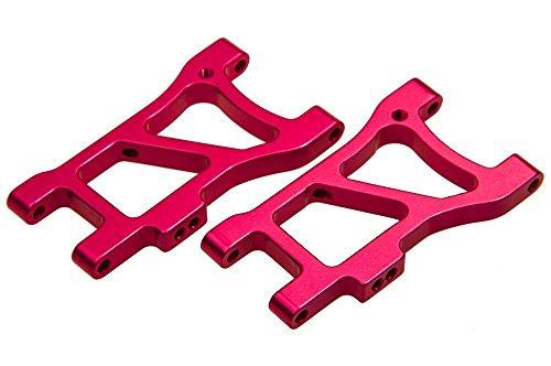 KingModel-CA Aluminum Rear Metal Suspension Arm for 3Racing Sakura FF  FF2014  Ultimate XI  XI Sport
