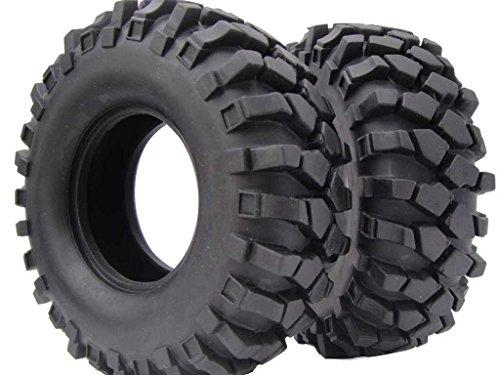 4PCS 108MM 19 Crawler Tire