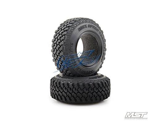 MST KM Crawler tire 30X90-19 soft-30° 2 101036