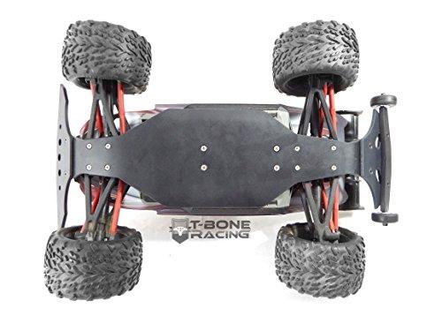 Traxxas 116 E-Revo TBR 4pc Chassis Brace  Wheelie Bar Set from T-Bone Racing - 62090