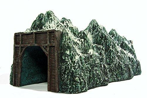 A Model Railroad - HO Scale Tunnel Rockies