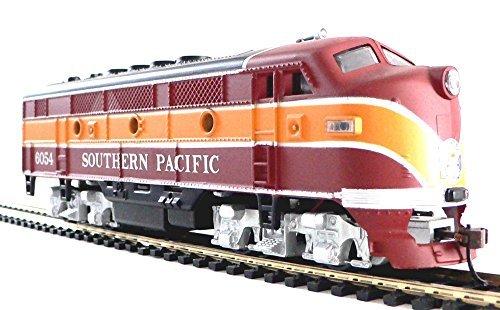 HO Scale Model Railroad Locomotive Southern Pacific Daylight F-2 by Model Power