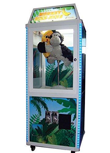 Monkey Bizz-ness Crane Machine with MEI DBA