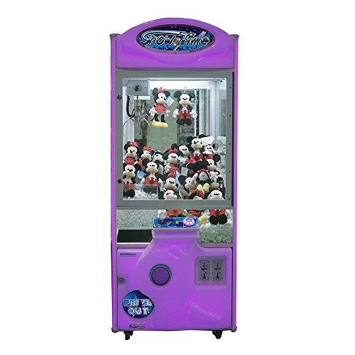 Purple 30 Showtime Crane Machine - no DBA