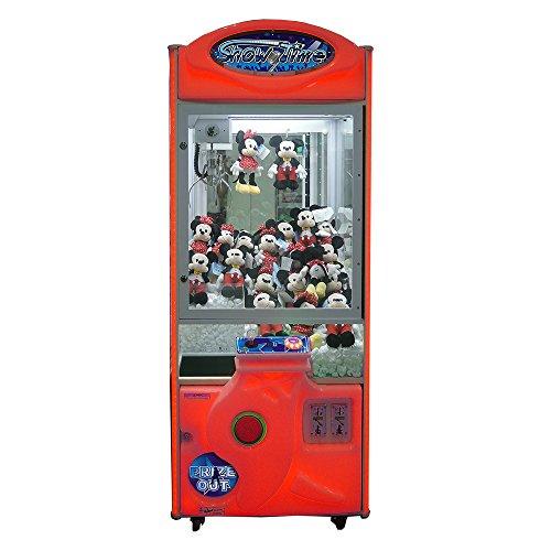 Red 30 Showtime Crane Machine - no DBA