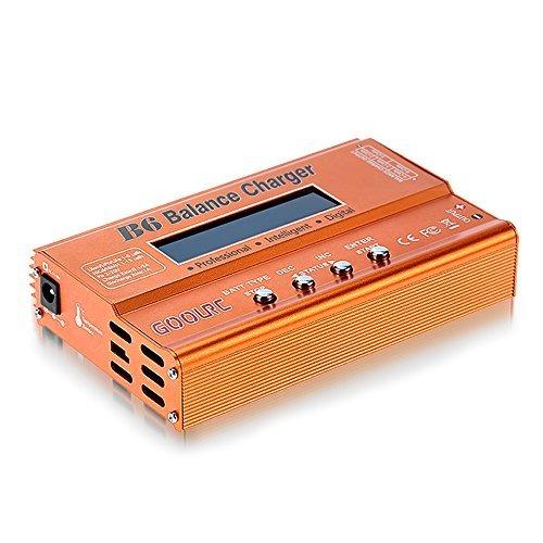 GoolRC B6 Mini Professional Balance ChargerDischarger for LiPo Lilon LiFe NiCd NiMh Pb RC Battery