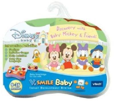 VTech - VSmile Baby - Baby Mickey