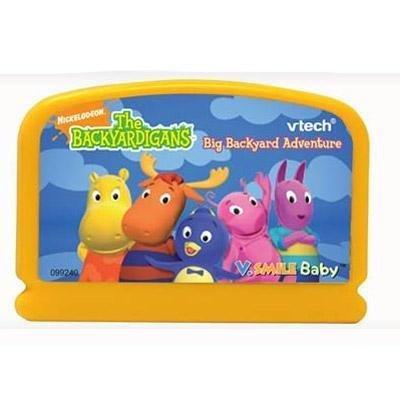 VTech - VSmile Baby Backyardigans Big Backyard Adventures